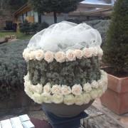 decoración de bodas 60
