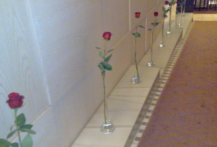 decoración de bodas 86