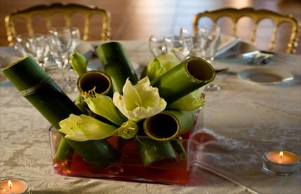 decoración floral 2